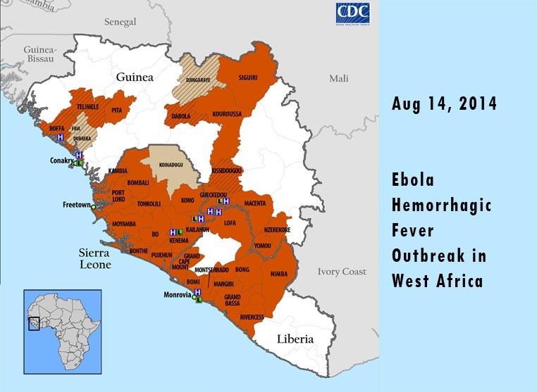 CDC West Africa Ebola Aug 14, 2014