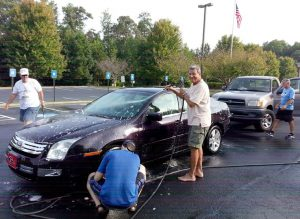 photo from Car Wash Fundraiser