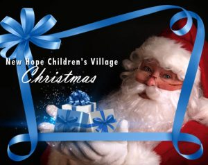New Hope Children's Village Christmas Fund graphic