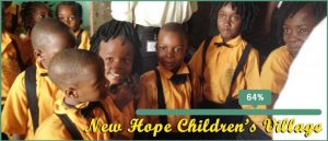 photo New Hope Children's Village school children