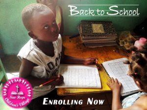NHCV Back to School Enrolling Now