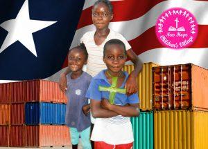 graphic New Hope Children's Village Children