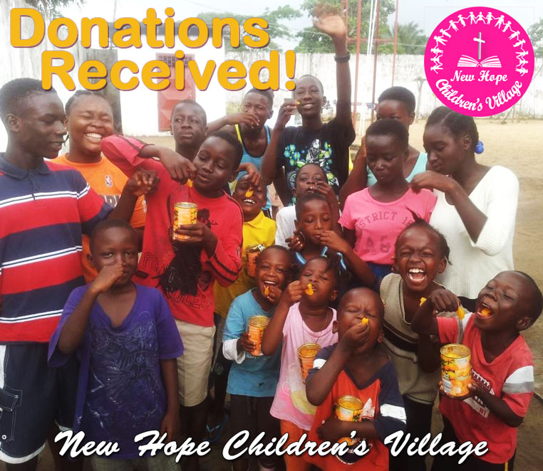 photo Children of New Hope Children's Village